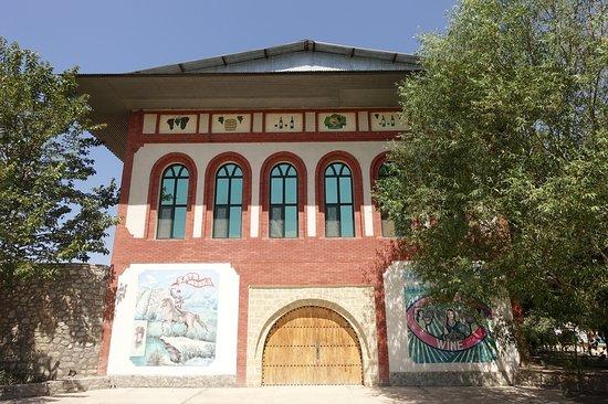 Ikinci Yeniyol, Aserbajdsjan: dining hall