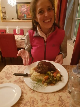Riebeek-West, Sudáfrica: Fantastic food and great people. try it you will be happy and will never stop thinking of the fo