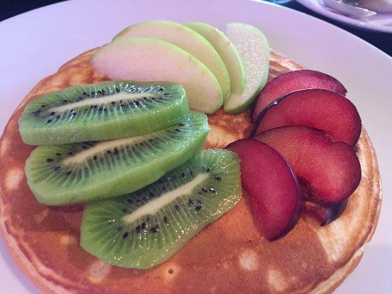 JAM: American pancake