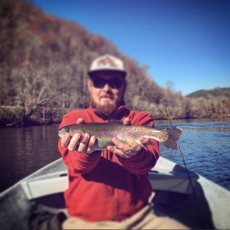 Reliance, TN: Decent fish, and an even better day.