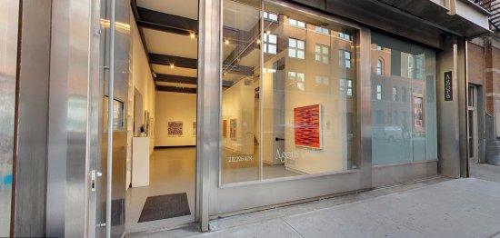 纽约亚高洛画廊