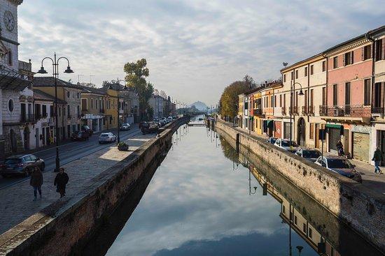 Battaglia Terme, Italia: Canale