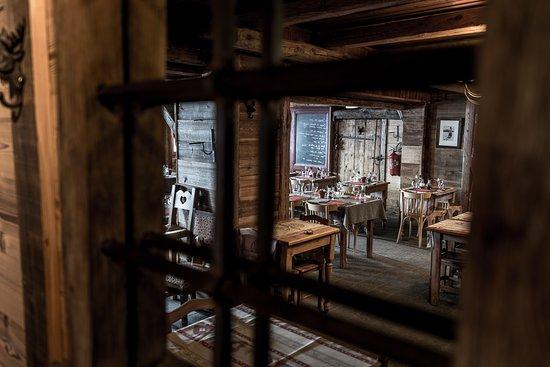 Montchavin, Frankrijk: Ambiance chalet et cosy