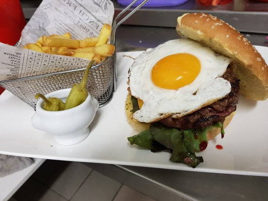Survilliers, Fransa: ROYAL BURGER MAISON