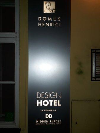 Domus Henrici Boutique Hotel Photo