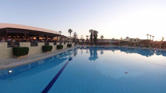 Eurovillage Achilleas Hotel, июнь 2017 года...