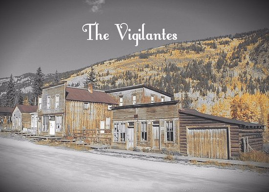 Whitefish, MT: The Vigilantes - our newest escape room game