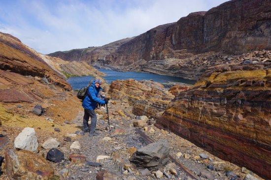 Estancia Cristina: A trip through geologic time