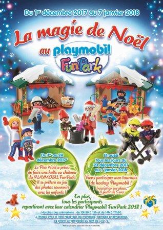 Fresnes, France: Les animations de Noël au PLAYMBIL FunPark !