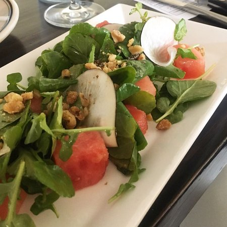 Cranford, NJ: Watermelon Salad