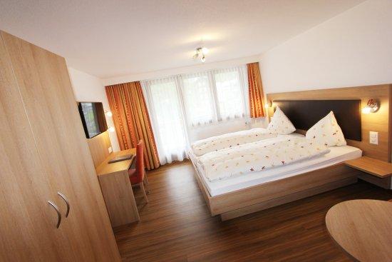 Saas-Almagell, Svizzera: Doppelzimmer