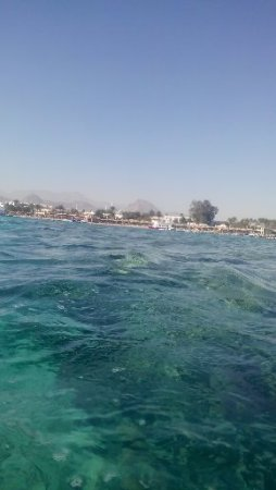 Le Royale Luxury Collection Resort Sharm EI Sheikh: View from the sea