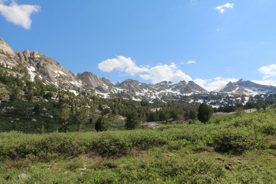 Lamoille, NV: Road's End - Gateway to Ruby Mountain Wilderness