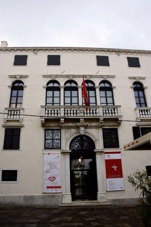 Koper, Slovenya: Palazzo Belgramoni Tacco - facciata