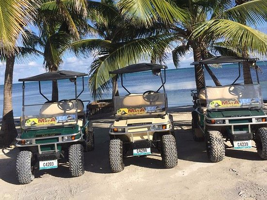 Maya Golf Cart Rental