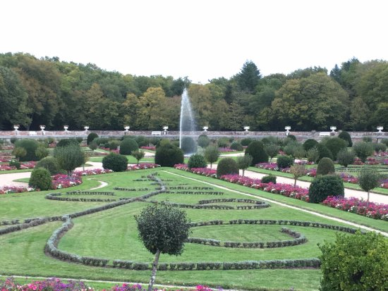 Chateau de Chenonceau Gardens