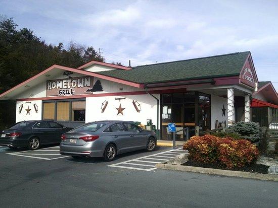 Hometown Restaurant Staunton Va