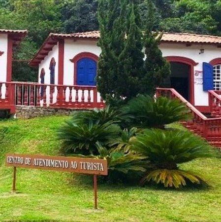 Sabara, MG: Centro de Atendimento ao Turista de Sabará