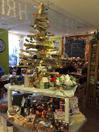 Budleigh Salterton, UK: A Selection Great Christmas Goodies
