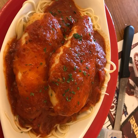 Enola, PA: Chicken parmigiana