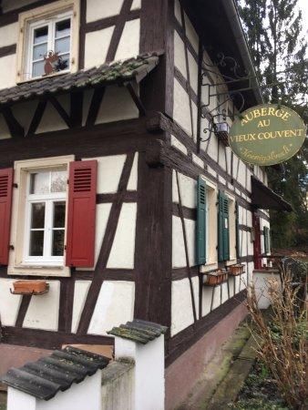 Breitenbach, France: Vue extérieure