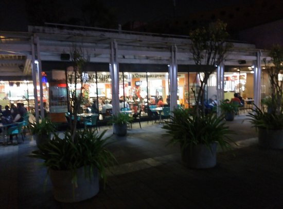 Hangout Food Court Kolkata West Bengal