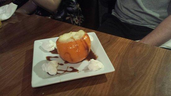 Rainhill, UK: Desserts