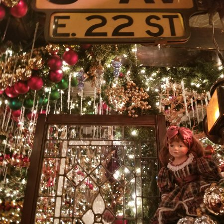 Rolf 39 S Bar Restaurant New York City Gramercy Park