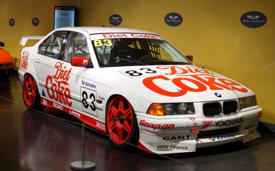 1994 Bmw E36 318i 2 Liter Super Touring Lemay America S