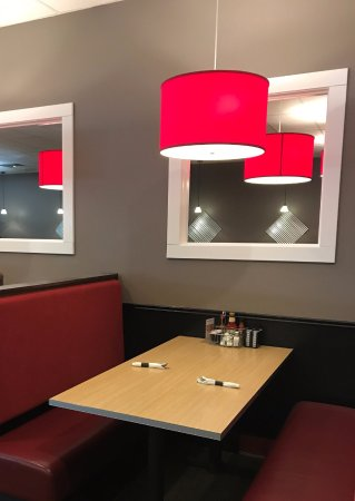Allendale, MI: Expanded dining area