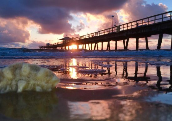 Lauderdale by the Sea, Floryda: Majestic Sunrise