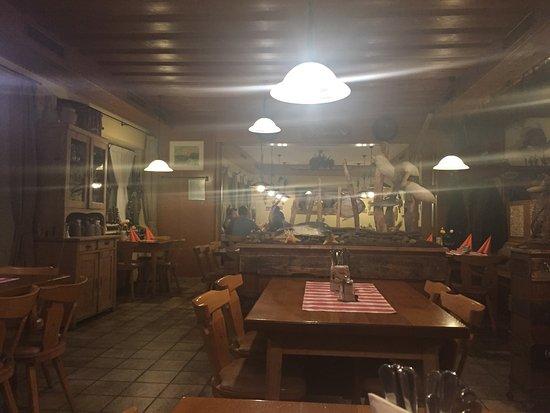 Waging am See, Deutschland: Restaurant