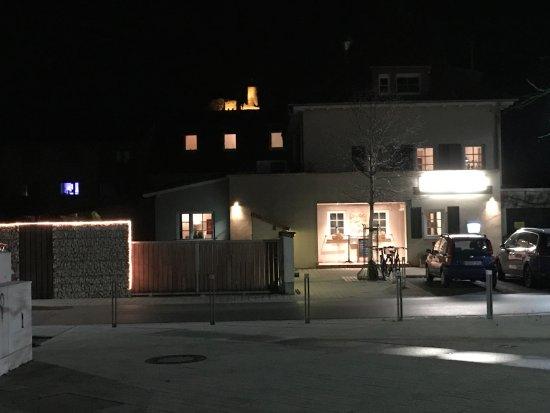Schriesheim, Germany: Eingangsbereich