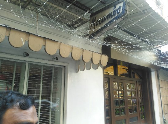Signage picture of mocambo kolkata calcutta tripadvisor for Salon decor international kolkata west bengal