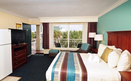 Best Western Plus Grand Strand Inn & Suites: Single Efficiency