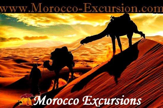 Wisata Maroko