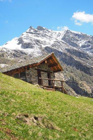Alagna Valsesia, Italien: panorami