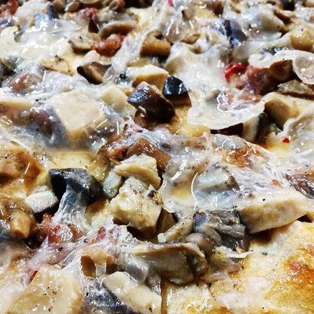 Verrecchie, Italia: Alcune delle nostre pizze