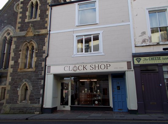 ‪The Clock Shop‬