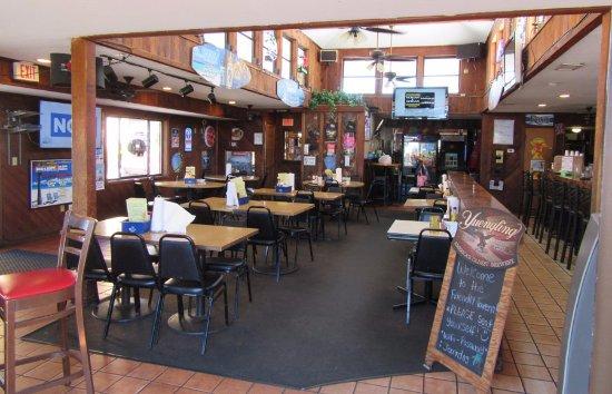 Redington Beach, FL: Dining room