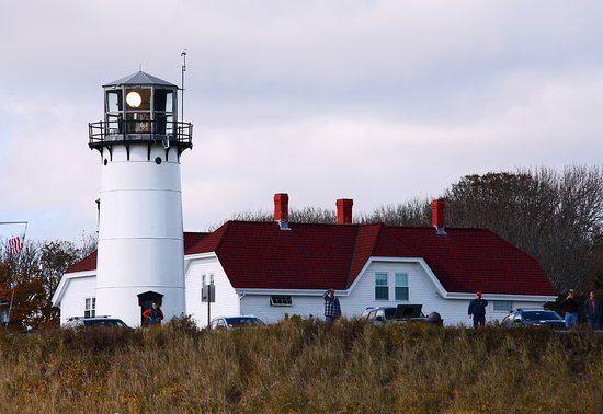 Chatham Lighthouse, Cape Cod (November,2016)