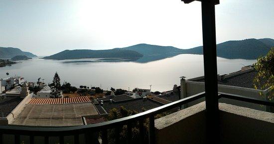 SENTIDO Elounda Blu: Elounda blu view, only one of the reasons we love this hotel ! :-)
