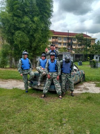 Jungle Paintball Jogja