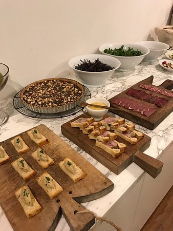The Cook's Atelier: our appetizers, so delicious!!!