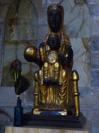 Torroella de Montgri, Spain: Virgen de Montserrat