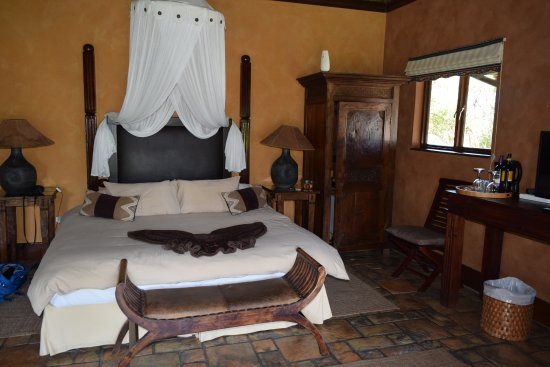 Waterside Lodge B&B, Wilderness: Sunbird Suite