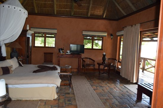 Waterside Lodge B&B, Wilderness: Beautiful Sunbird Suite
