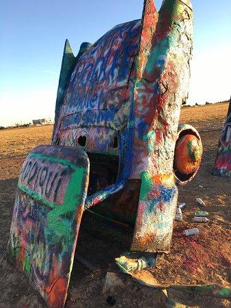 Cadillac Ranch Photo