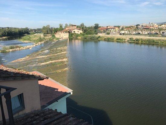 Hotel Mulino di Firenze: View from Room 204