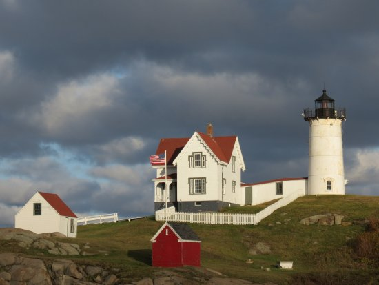 Cape Neddick Nubble Lighthouse: Cape Neddick, Nubble Lighthouse
